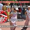 Festyn na stadionie Mosir w sobotę 18 czerwca