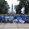Pielgrzymi dotarli do Częstochowy
