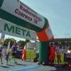 Foto z linii mety 7.Półmaratonu Radomskiego Czerwca'76