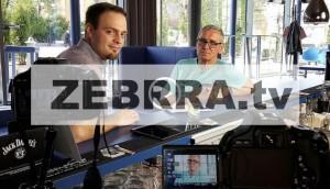 wywiad Tadeusza Kraski w TV