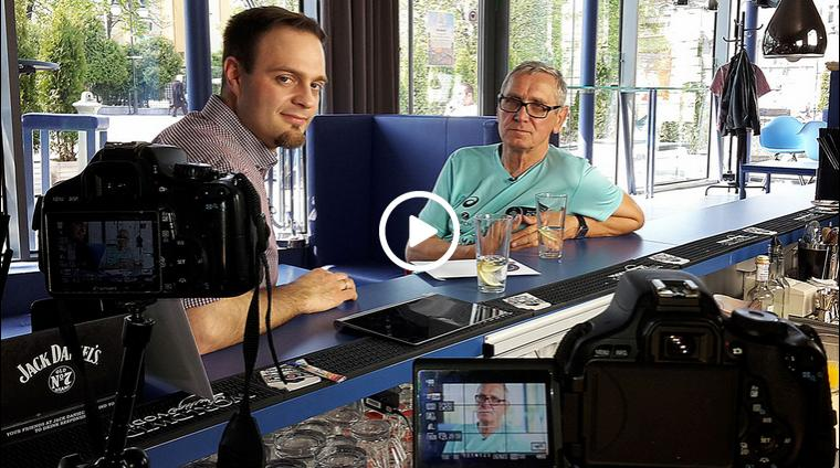 Wywiad w Zebrra TV
