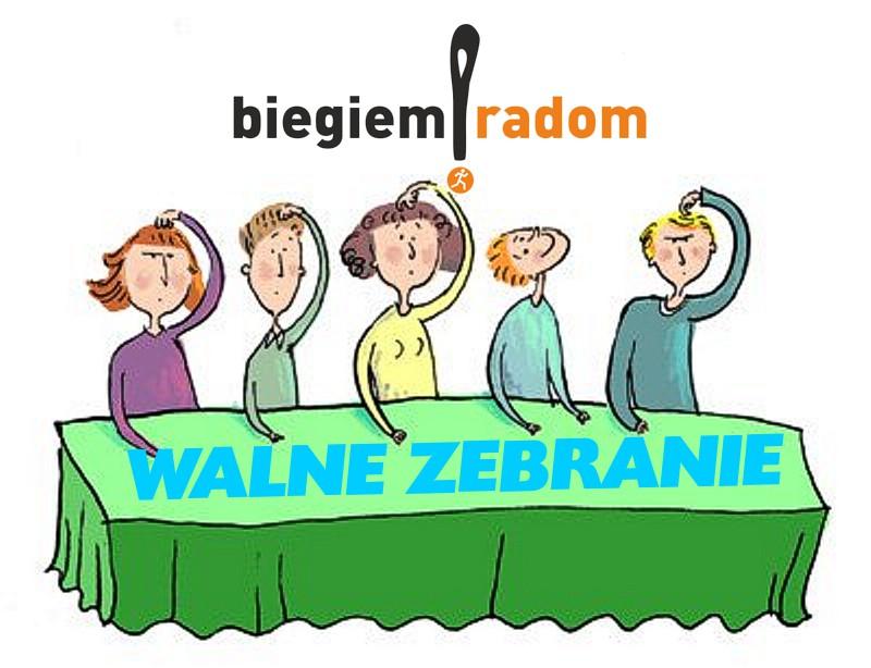 WALNE-ZEBRANIE